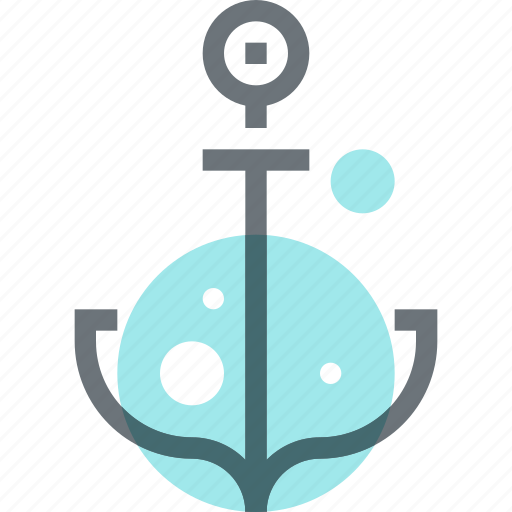 anchor, connection, link, marine, nautical, seo, text icon