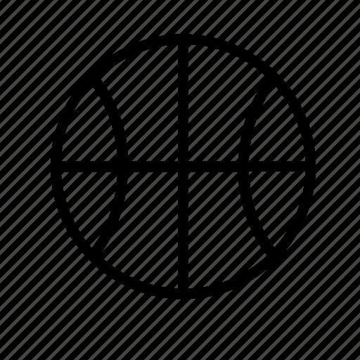 activity, ball, basket, basketball, leisure icon