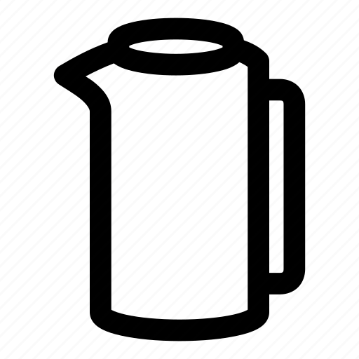 container, drink, jug, pitcher, water icon