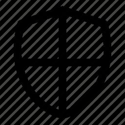 guard, lock, protection, safe, shield icon