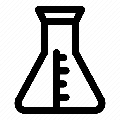anatomy, biology, chemistry, flask, laboratory icon
