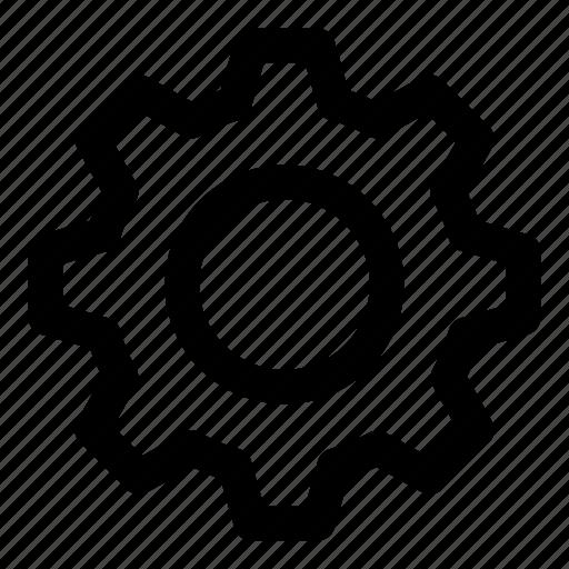 cog, edit, machine, setting, system icon