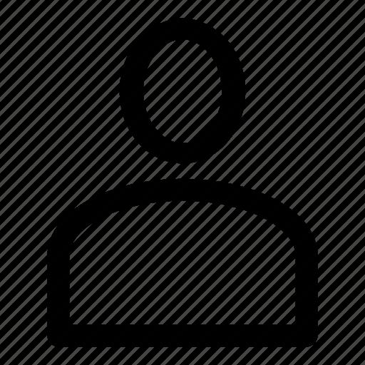 avatar, human, people, profile, user icon
