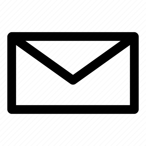 closed, email, envelope, send, shipping icon