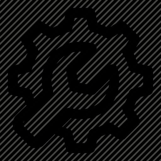 configuration, control, optimization, seo, setting icon