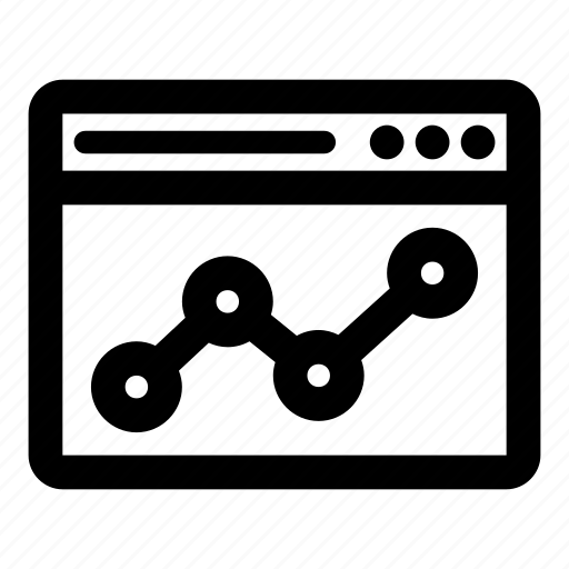 application, data, presentation, stat, window icon