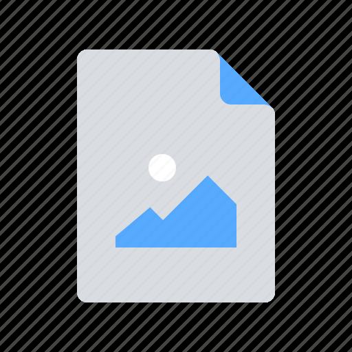 file, image, photo, picture icon