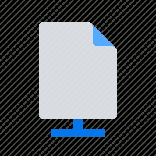 document, file, public icon
