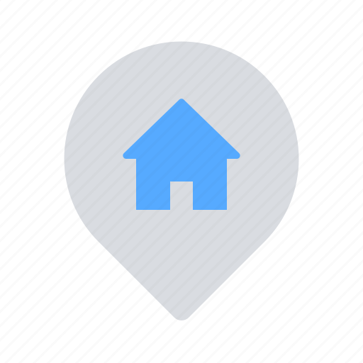 home, house, location icon