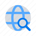 explore, map, search icon