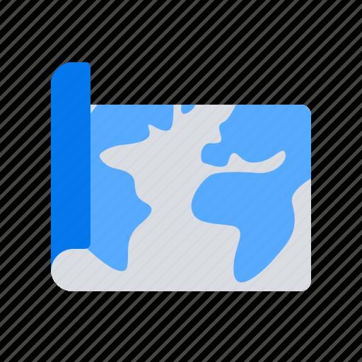 Europe, map, afrika icon - Download on Iconfinder
