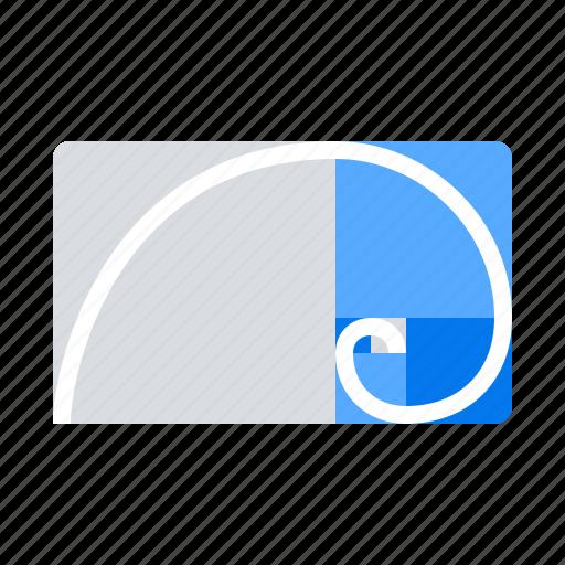balance, golder, ratio icon