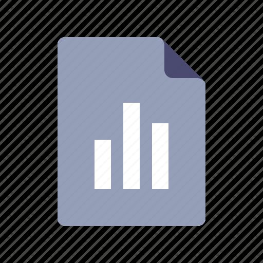 analytics, bars, graph, report icon