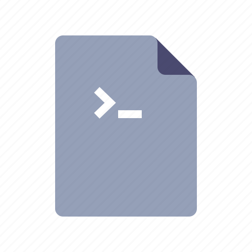 code, file, log, programming icon