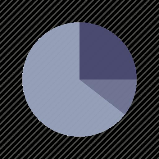 analytics, graph, infograph, pie chart icon