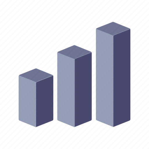cubic, efficiancy, productivity, success icon