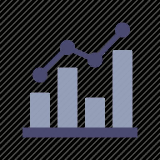 audit, diagram, sales report, statistics icon
