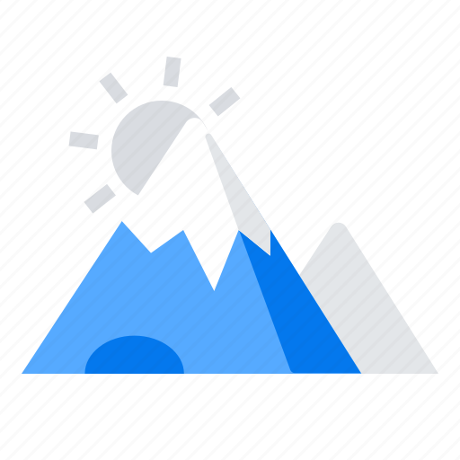 Mountains, nature, outdoor icon - Download on Iconfinder