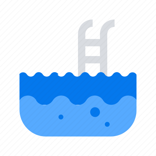 Pool, swimming, water icon - Download on Iconfinder