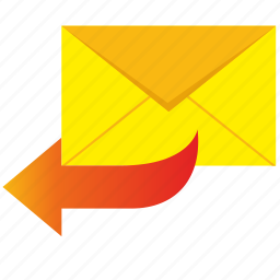 back, last, letter icon