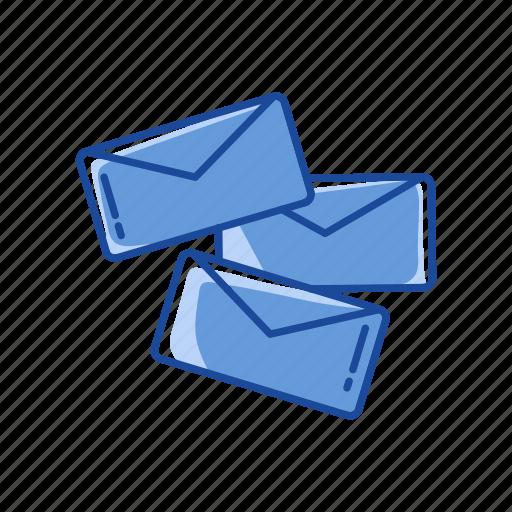 close envelope, communication, envelopes, send icon