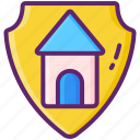 house, housing, protection, security icon