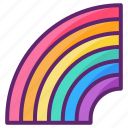 gay, lgbt, pride, rainbow icon