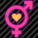 bisexual, gay, gender, lgbt icon