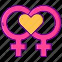 female, gender, lesbian, sex icon