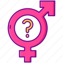 gender, questioning, sex icon