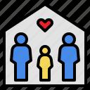 adoption, child, family, homosexual, lgbtq