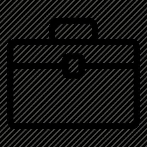 briefcase, business, carry, case, portfolio, tote icon