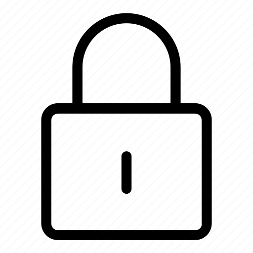 closed, lock, password, private, safe, unlock icon