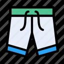 cloth, garments, men, nicker, wear icon