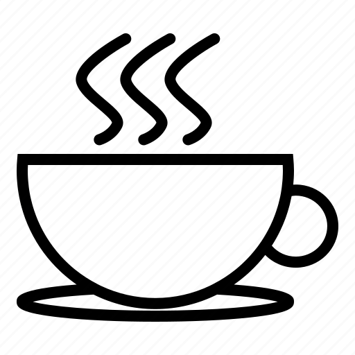 Lifestye, line, coffee, drink, cup icon - Download on Iconfinder