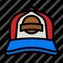 cap, captain, hat, sport, fashion
