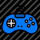 game, controller, joystick, gamer, gaming