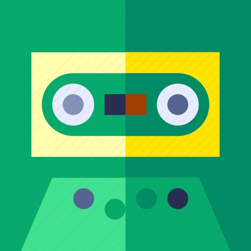 cassette, communication, lifestyle, music, vintage icon