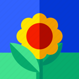 ecology, floral, flower, garden, lifestyle, nature, plant icon