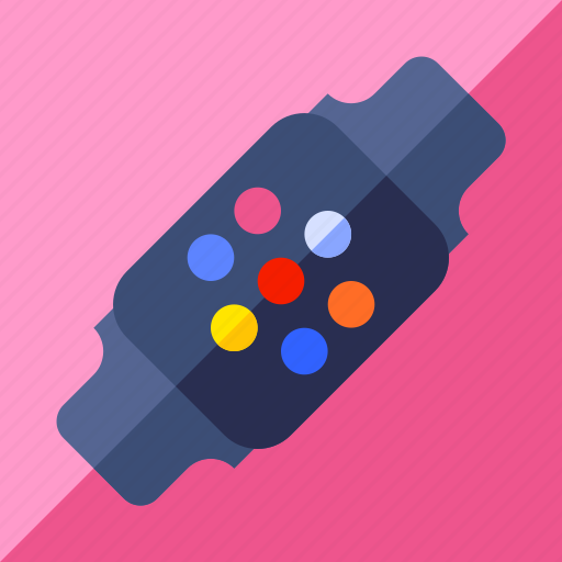 lifestyle, smart, smartwatch, technology, time, watch icon