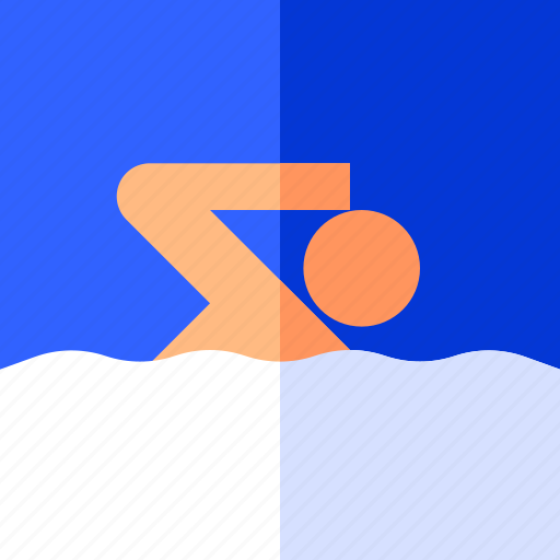 fitness, lifestyle, olympics, pool, sports, swimming icon