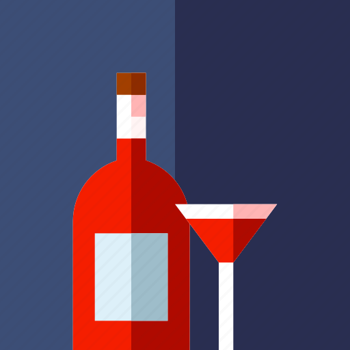 alcohol, beverage, cocktail, drink, glass, lifestyle, wine icon