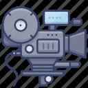 cinema, camera, video, recorder