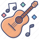 country, music, guitar, instrument