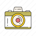 camera, hobby, photo, photographer, picture, snapshot, taking icon