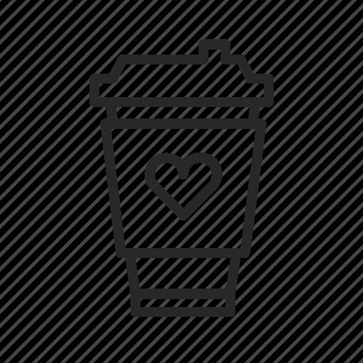 beverage, cappuccino, coffee, hot, mug icon