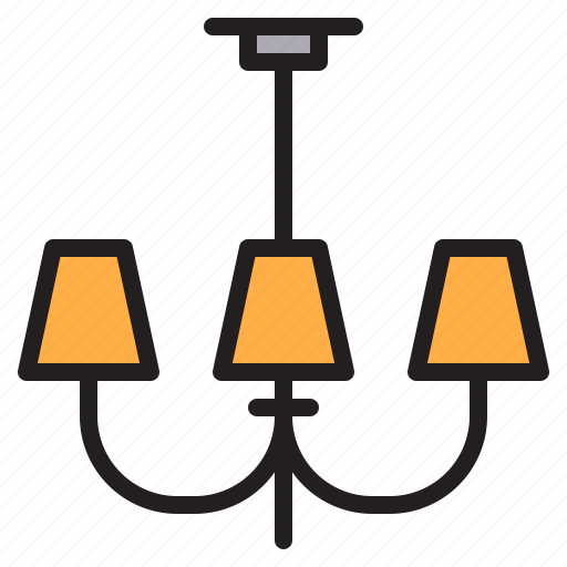electric, lamp, lights, shine icon