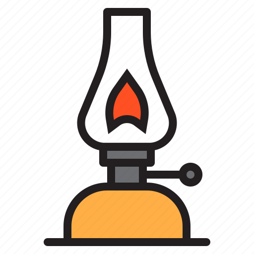 electric, lantern, lights, shine icon