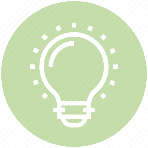 bulb, creativity, energy, idea, lamp, light, light bulb icon