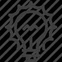 bulb, energy, idea, imagination, inspiration, light, power